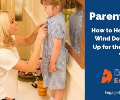 parents guide getting ready for new school year